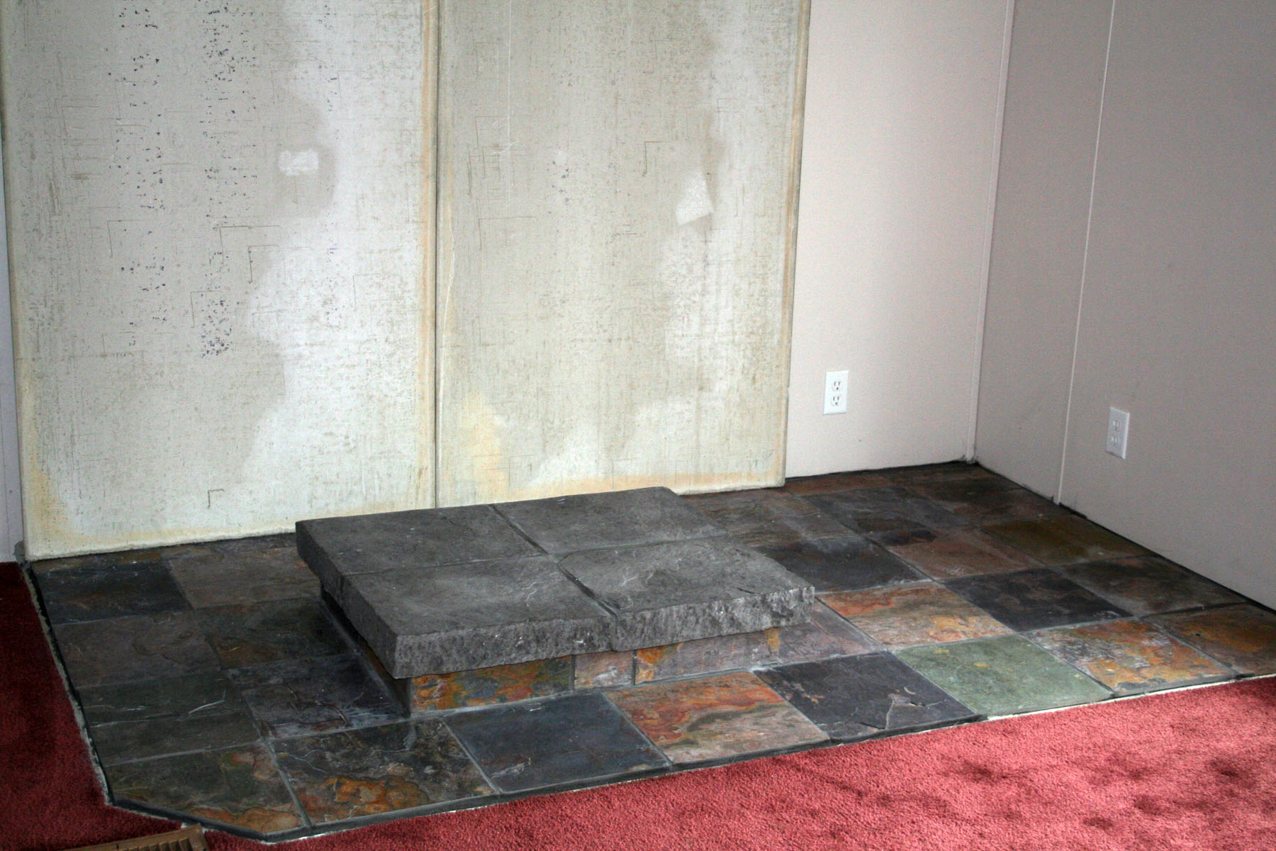 Image Result For Fireplace Backing Board