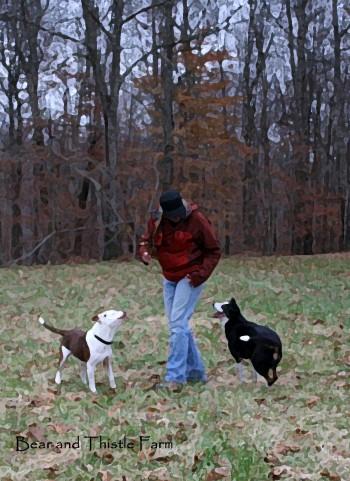 Tinka, Skeet and Linda